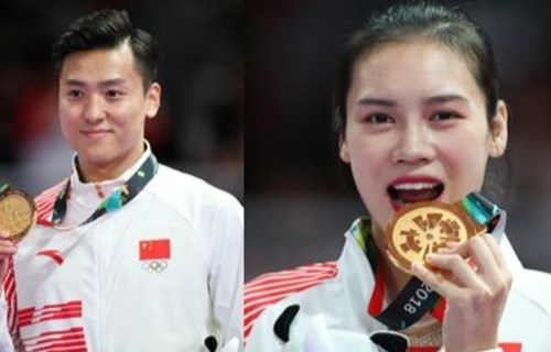 China scoops Asiad..